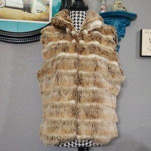 Gorgeous VTG Faux Fur Vest